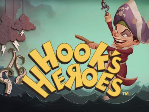 hooks heroes netent bonus