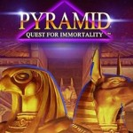 NetEnt lanserar nya slotten Pyramid: Quest for immortlity 21:a oktober