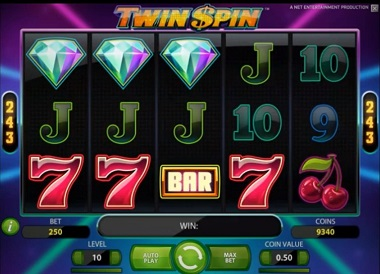 twin spin netent freespins