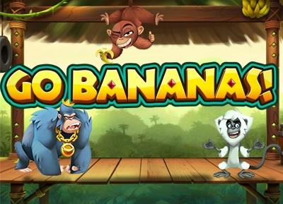 go bananas netent bonus